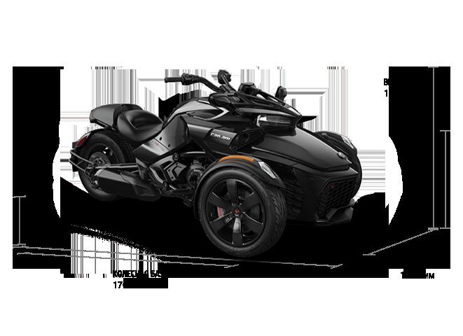 BRP Spyder F3 (2020)