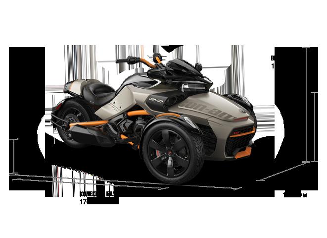 BRP Spyder F3-S (2020)
