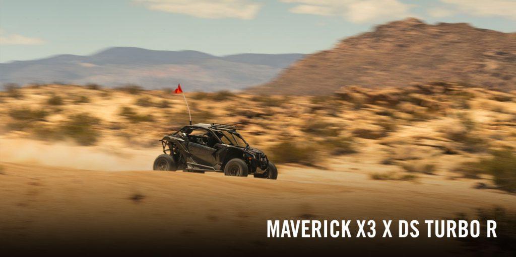 Maverick X3 X DS Turbo R