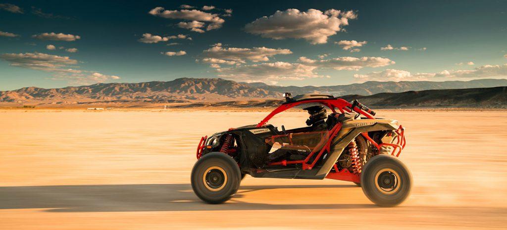 Maverick X3 X RS TURBO RR (2020 м.г)