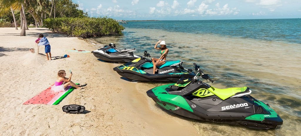 Sea-Doo SPARK 2UP 900 HO ACE TRIXX (2019)