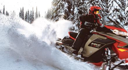 Ski-Doo MXZ Racing 600 RS E-TEC (2021)
