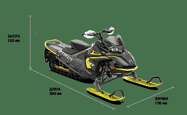 Lynx Xtrim RE 3500 850 E-TEC (2020)