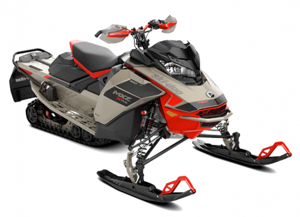 Ski-Doo MXZ Racing 600 RS E-TEC (2021)