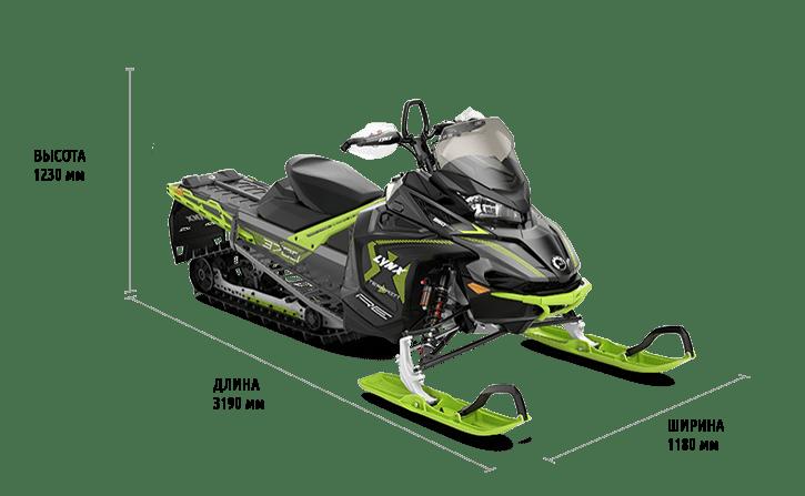 XTERRAIN RE 3900 850 E-TEC (2020)
