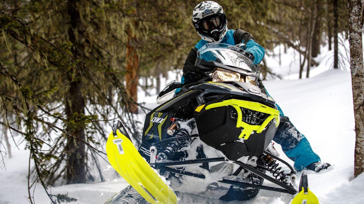 Тест-драйв снегоходов MY2020 в Приисковом