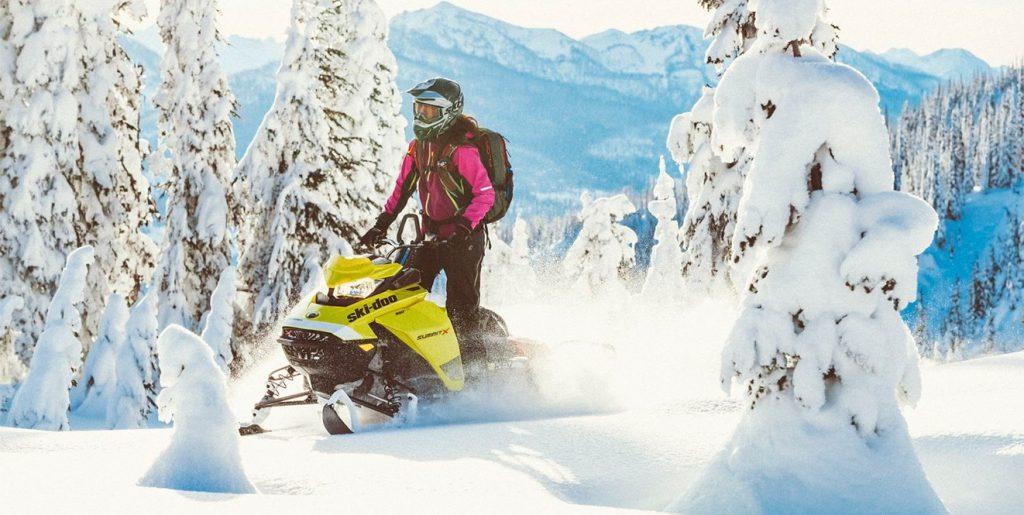 """Ski-Doo Summit X 850 E-TEC 175"""" (2020)"""