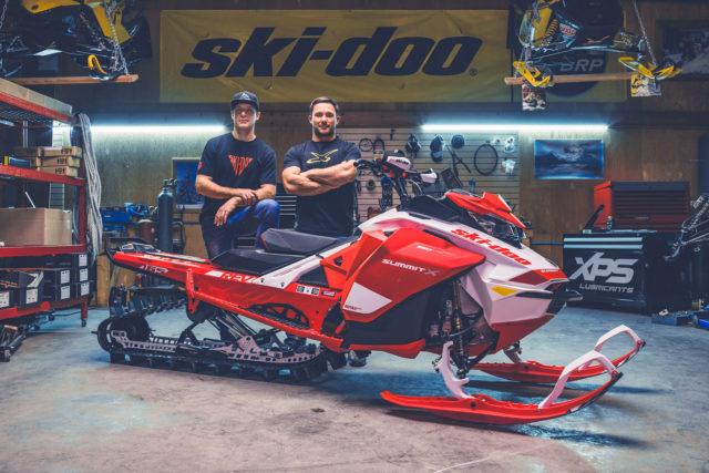 2020 модельный год Ski-Doo задает новый уровень в сегменте утилитарных снегоходов и расширяет возможности горных