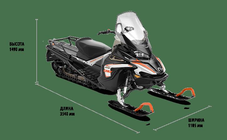 Lynx 49 Ranger PRO 900 ACE (2020)