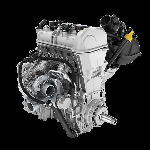 Lynx Xterrain RE 3700 900 ACE Turbo (2020)