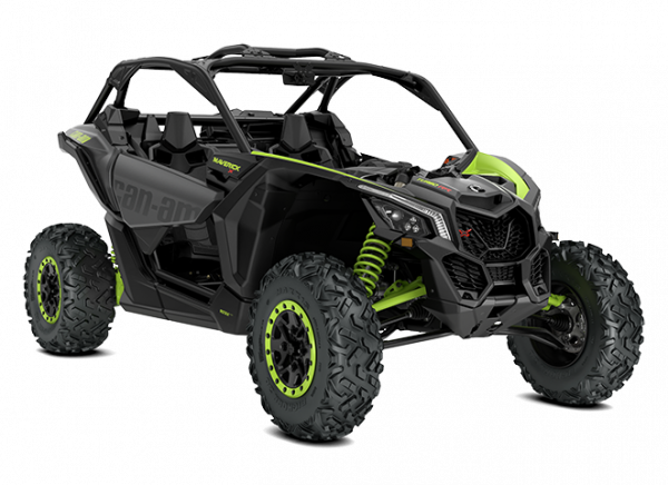Maverick X3 X DS Turbo RR (2020 м.г)