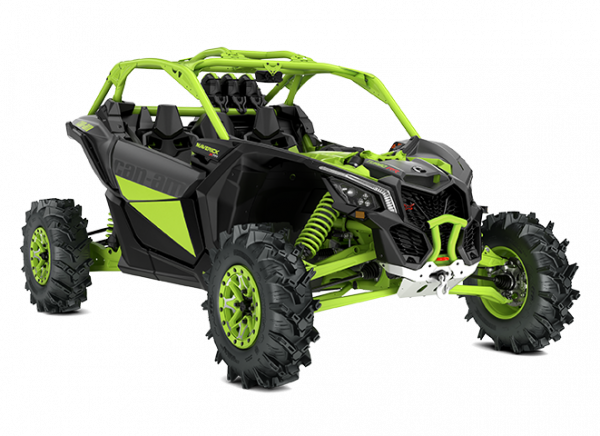 MAVERICK X3 X MR TURBO RR (2020 м.г)
