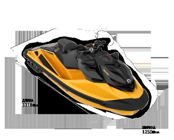 Sea-Doo RXP-XRS 300 (2021)