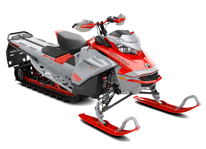 BACKCOUNTRY XRS 146 850 E-TEC ES 2021