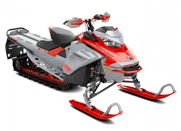 BACKCOUNTRY XRS 154 850 E-TEC ES 2021
