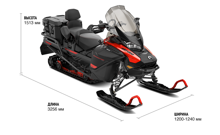 EXPEDITION SE 900 ACE TURBO (650W) ES 2021