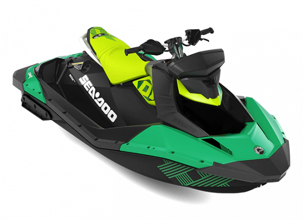 Sea-Doo SPARK 3UP 900 HO IBR TRIXX (2021)