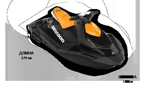 Sea-Doo SPARK 2UP 900 MO (2021)