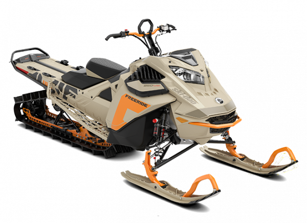 FREERIDE STD 165 850 E-TEC TURBO SHOT 2022