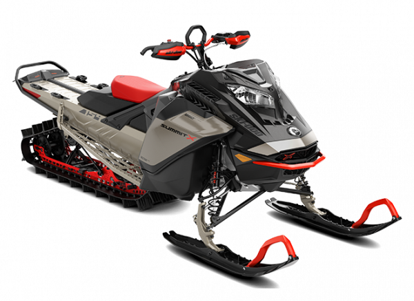 SUMMIT EXPERT 154 850 E-TEC SHOT 2022