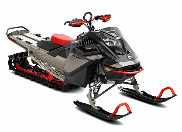 SUMMIT EXPERT 165 850 E-TEC TURBO SHOT 2022